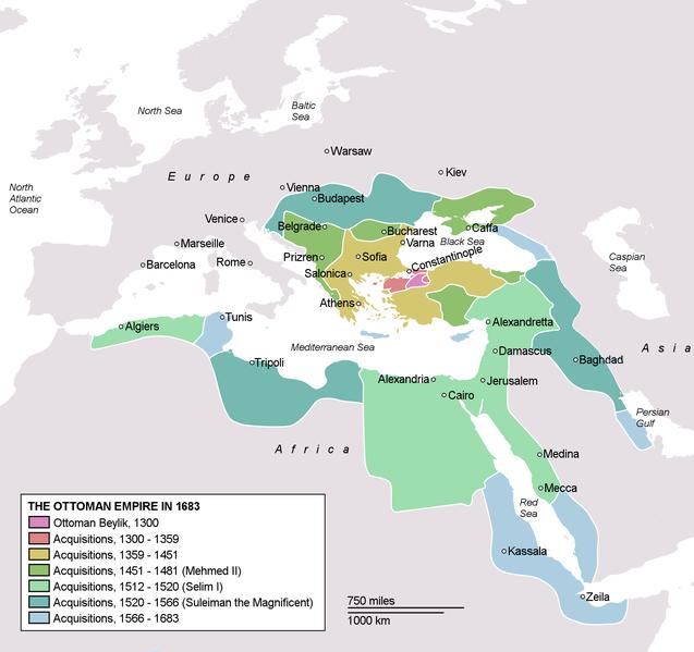 Império Turco-Otomano